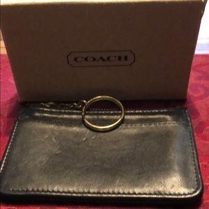 Coach vintage mini skinny case